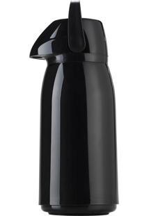 Garrafa Térmica Air Pot 1,8 Litros Preto - Invicta