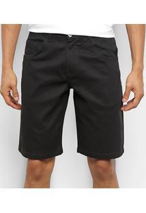 Bermuda Sarja Dc Shoes Walk Five Pockets Masculina - Masculino