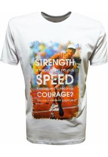 Camisa Liga Retrô Vintage Maratona Atletismo - Masculino