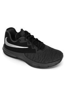 Tênis Nike Air Max Infuriate Iii Low Preto