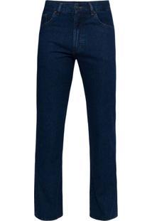 Calça Jeans Azul Médio Pure Cotton