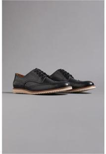 Sapato Brogue Nordic Oficina - Masculino