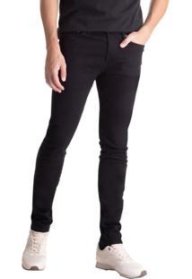 Calça Jeans Levis 510 Skinny - 40414 Preto