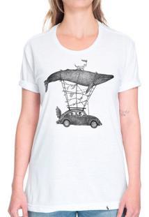 Viajantes - Camiseta Basicona Unissex