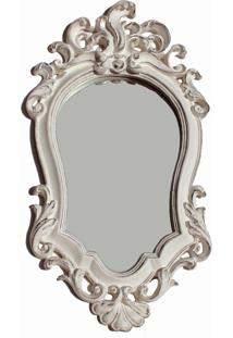 Espelho Casa Da Mãe Joana Venezia Branco