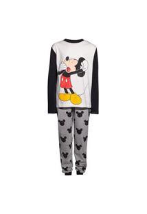Pijama Família Infantil Menino Mickey And Friends