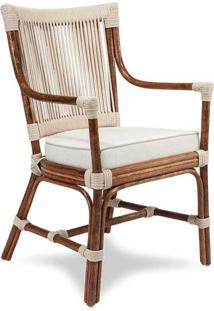 Cadeira Swan Trama Corda Náutica Estrutura Apuí Eco Friendly Design Scaburi