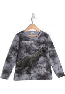 Camiseta Infantil Rovitex