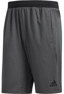 Short Adidas 4Kspr A Ult 9 Masculino - Masculino-Cinza