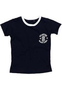 Camiseta Basica Starter Feminino - Feminino