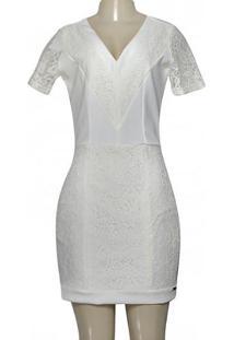 Vestido Fem Lado Avesso 100493 Off White
