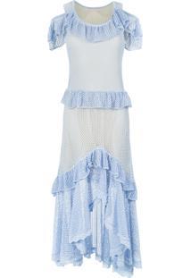 Cecilia Prado Vestido Longo Selma De Tricô - Unavailable