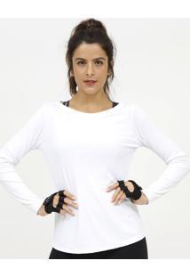 Camiseta Lisa- Branca- Patrapatra