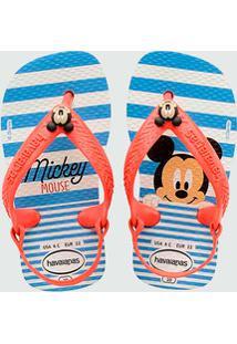 Chinelo Infantil Mickey Havaianas 4137007