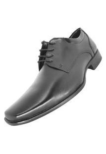 Sapato Social Mariner 73030 Masculino Preto