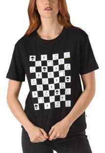 Camiseta Hp Artes Das Trevas Boxy - P