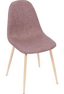 Cadeira 1112-Or Design - Marrom / Madeira