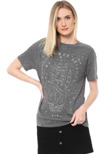 Camiseta Lez A Lez Mystic Power Cinza - Kanui
