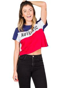 T-Shirt Shop55 Cropped Authentic