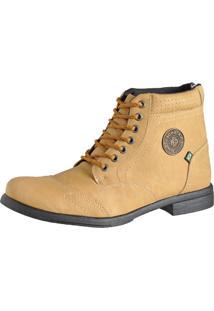 Bota Casual Cr Shoes Couroway Castor
