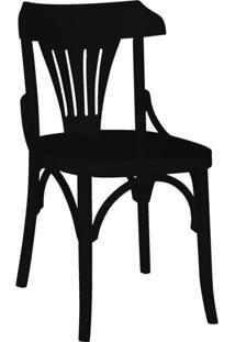 Cadeira De Jantar Opzione Preta