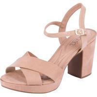558facaa0 Sandália Flexivel Salto Alto feminina | Shoes4you