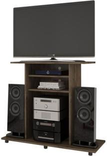 Rack Para Tv 32 Até Polegadas Cipo Jcm Móveis Cacau