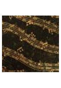 Papel De Parede Vinílico Bright Wall 674003 Com Estampa Contendo Geométrico, Moderno, Musical