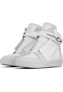 Sneaker K3 Fitness Stylish Branco