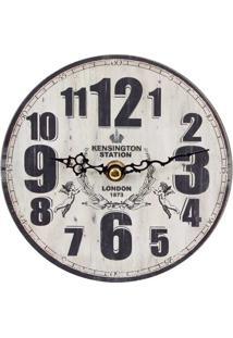 Relógio Kensington Oldway Branco