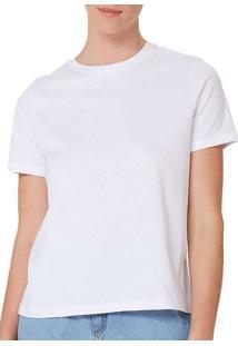 Camiseta Hering 201F Noa-Branco