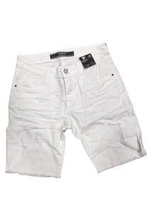 Bermuda Jeans Degrant