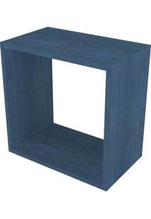 Nicho Quadrado Cubo I Azul