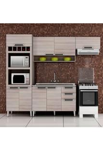 Cozinha Compacta Jazz Ii 9 Pt 2 Gv Coimbra E Bege