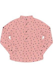 715f61efa6 Camisa Para Meninos Bege Tricoline infantil | Shoes4you