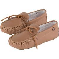 fea4fa79dd Mocassim Para Meninos Marrom infantil | Shoes4you
