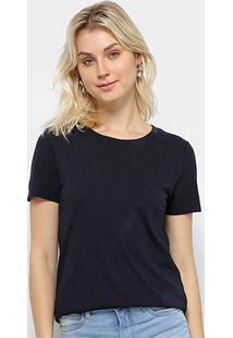 Camiseta T-Shirt Calvin Klein Basic Feminina - Feminino