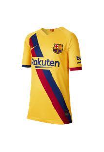 Camisa Nike Barcelona Ii 2019/20 Torcedor Pro Infantil