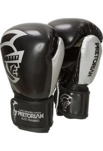 Luva De Boxe/Muay Thai Pretorian Elite Training 10Oz - Unissex