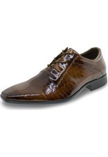 Sapato Masculino Social Bkarellus - S0004 Caramelo 37