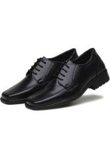 Sapato Social 3Ls3 Masculino - Masculino-Preto