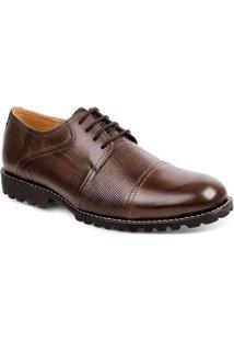 Sapato Social Masculino Derby Sandro Moscoloni Cos