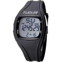 Relógio Romaplac Pedômetro Tuguir Digital - Unissex-Preto 8e75c47a40