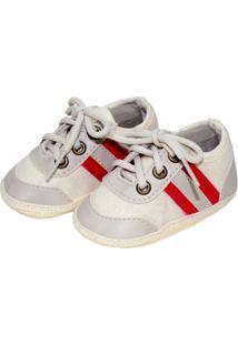 d0ce964e27 Sapatos Para Meninos Bege Vermelho infantil