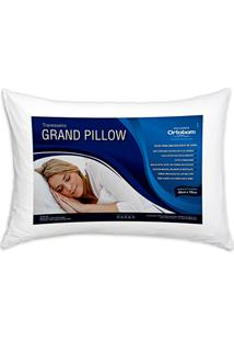 Travesseiro Grand Pillow 100% Poliéster Ortobom