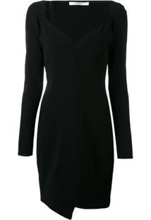 Givenchy Vestido Slim - Preto