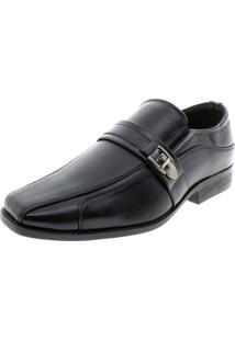 Sapato Infantil Masculino Preto Broken Rules - 95012