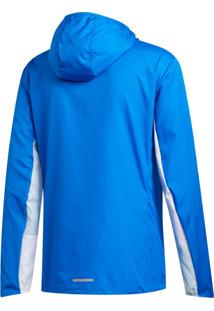 Jaqueta Adidas Own The Run Azul