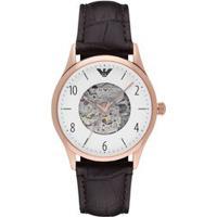 Off Premium. Relógio Masculino Emporio Armani Automatic Rose 71e8cce008