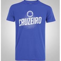 bc8208bb44 Camiseta Do Cruzeiro Spider - Masculina - Azul